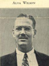 A photograph of a young man with glasses.