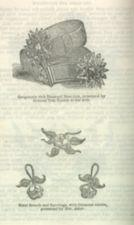 Illustrations of wedding gifts, including one from Mrs. Astor.