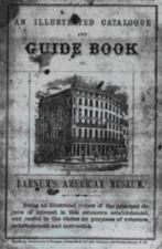 Frontal view of Barnum's American Museum